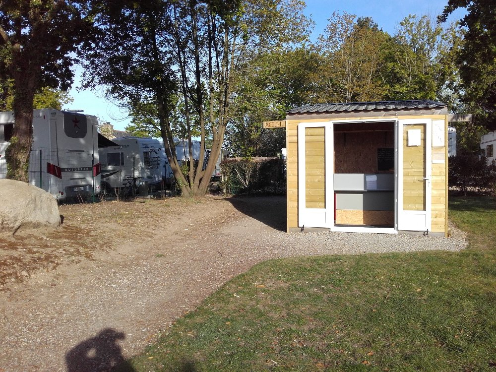 Aire camping-car à Baden (56870) - Photo 5